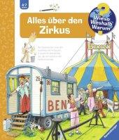 Alles über den Zirkus Cover