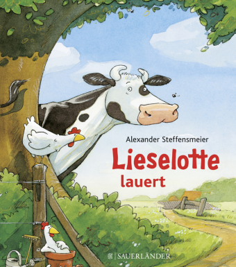 Lieselotte lauert, Mini-Ausgabe