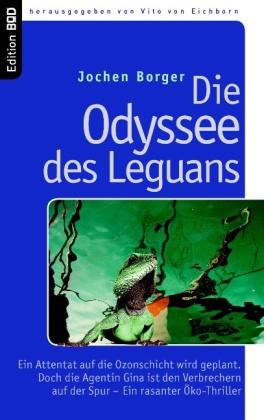 Die Odyssee des Leguans