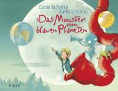 Das Monster vom blauen Planeten Cover