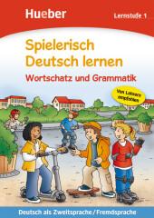 Wortschatz und Grammatik, Lernstufe 1 Cover