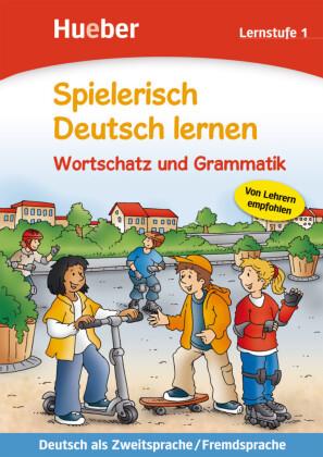 Wortschatz und Grammatik, Lernstufe 1