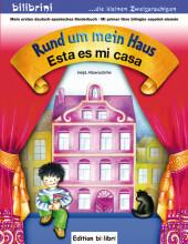 Rund um mein Haus, Deutsch-Spanisch;Esta es mi casa