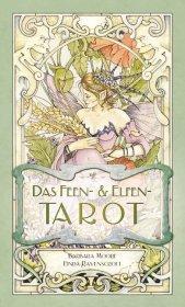 Das Feen- und Elfen-Tarot, m. Tarotkarten