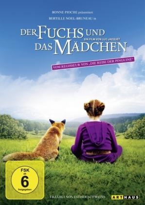 Der Fuchs und das Mädchen, 1 DVD