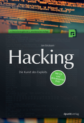 Hacking, m. CD-ROM Cover