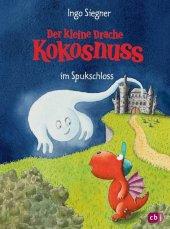 Der kleine Drache Kokosnuss im Spukschloss Cover