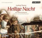 Heilige Nacht, 1 Audio-CD Cover