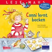 Conni lernt backen Cover