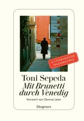 Mit Brunetti durch Venedig Cover