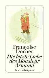 Die letzte Liebe des Monsieur Armand Cover
