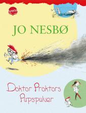 Doktor Proktors Pupspulver Cover