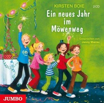 Ein neues Jahr im Möwenweg, 2 Audio-CDs