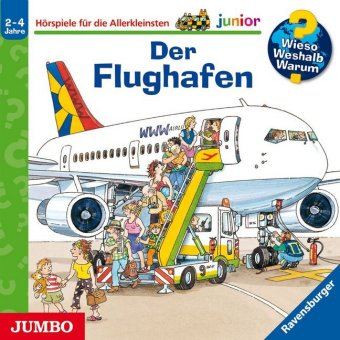 Der Flughafen, Audio-CD