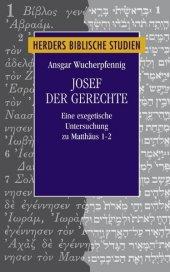 Josef der Gerechte