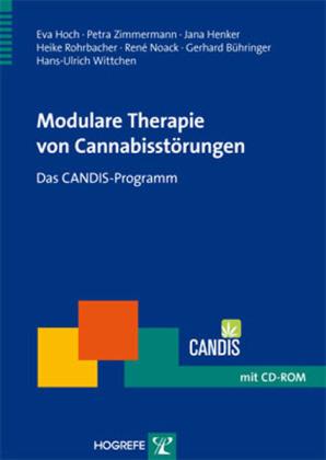 Modulare Therapie von Cannabisstörungen, m. CD-ROM