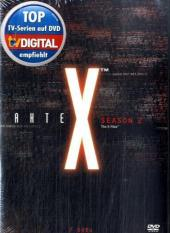 Akte X, 7 DVDs (Collectors Box)