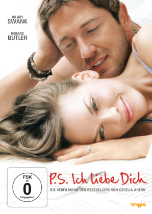 P.S. Ich liebe Dich, 1 DVD