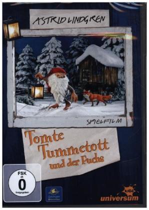 Tomte Tummetott und der Fuchs, 1 DVD