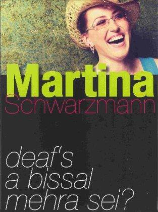 Deaf's a bissal mehra sei?, 1 DVD