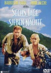 Sechs Tage, Sieben Nächte, 1 DVD, deutsche, englische u. spanische Version