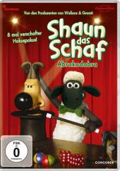 Shaun das Schaf - Abrakadabra, 1 DVD Cover