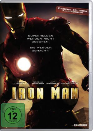 Iron Man, Single Version, 1 DVD