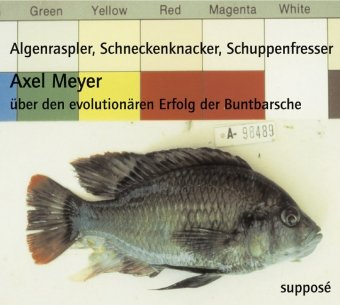 Algenraspler, Schneckenknacker, Schuppenfresser, Audio-CD
