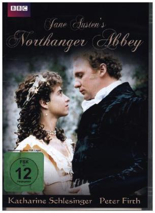 Jane Austen's Northanger Abbey, DVD; Northanger Abbey, DVD