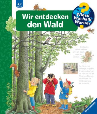 Cover des Mediums: Wir entdecken den Wald