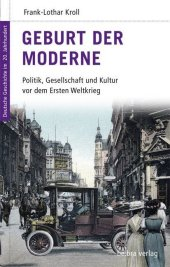 Geburt der Moderne Cover