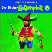 Der Räuber Hotzenplotz, 1 Audio-CD (Neuproduktion)