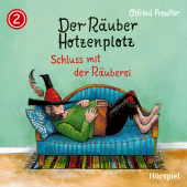 Der Räuber Hotzenplotz., Audio-CD