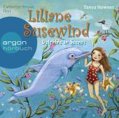 Liliane Susewind - Delphine in Seenot, 2 Audio-CDs Cover