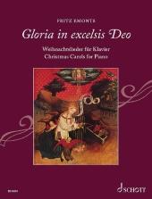 Gloria in excelsis Deo, Weihnachtslieder für Klavier