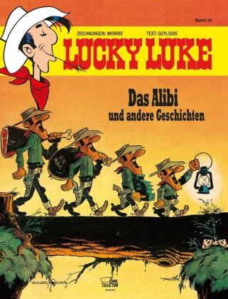 Lucky Luke - Das Alibi