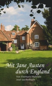 Mit Jane Austen durch England Cover