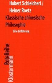 Klassische chinesische Philosophie Cover