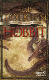 Der Hobbit, illustrierte Ausgabe Cover