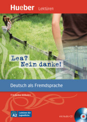 Lea? Nein danke!, m. Audio-CD Cover