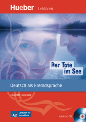 Der Tote im See, m. Audio-CD Cover