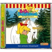 Bibi Blocksberg, Das traurige Einhorn, 1 Audio-CD Cover
