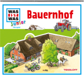 Bauernhof, 1 Audio-CD Cover