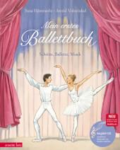Mein erstes Ballettbuch, m. 1 Audio-CD Cover