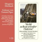 Nicht schon wieder Ostern!, 1 Audio-CD Cover