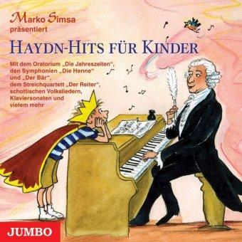 Haydn-Hits für Kinder, Audio-CD