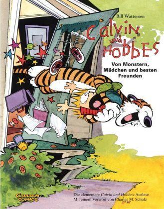 Calvin und Hobbes, Von Monstern, Mädchen und besten Freunden