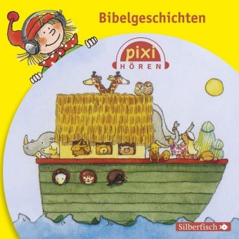 Bibelgeschichten, Audio-CD