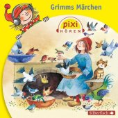 Grimms Märchen, Audio-CD Cover