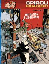 Spirou und Fantasio - Operation Fledermaus Cover